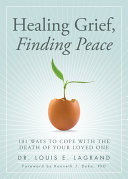 Healing Grief  Finding Peace