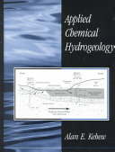 Applied Chemical Hydrogeology