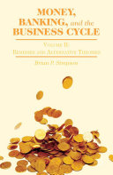 download ebook money, banking, and the business cycle pdf epub