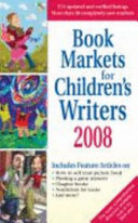 Book Markets For Children S Writers 2006