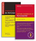 Oxford Handbook Of Psychiatry And Emergencies In Psychiatry