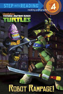 Robot Rampage   Teenage Mutant Ninja Turtles