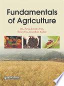 Fundamentals Of Agriculture (Icar-Net, Jrf, Srf, Csir-Net, Upsc & Ifs)