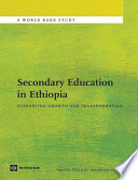 Secondary Education in Ethiopia