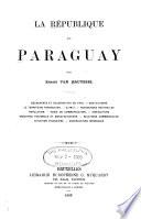 La république du Paraguay
