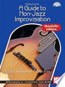 A Guide to Non-Jazz Improvisation: Mandolin Edt.