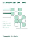 Distributed Systems  Distributed data base systems
