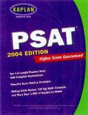 Kaplan Psat 2003 2004 Book PDF