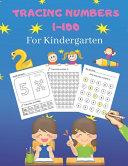 Tracing Numbers 1 100 For Kindergarten