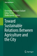 download ebook toward sustainable relations between agriculture and the city pdf epub