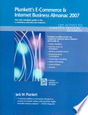 Plunkett s E Commerce   Internet Business Almanac 2007
