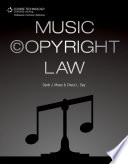 Music Copyright Law  1st ed