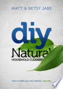DIY Natural Household Cleaners