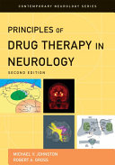Principles Of Drug Therapy In Neurology book