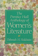 The Prentice Hall Anthology of Women s Literature