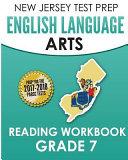 New Jersey Test Prep English Language Arts Reading Workbook  Grade 7