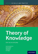 Theory of Knowledge  IB Skills and Practice