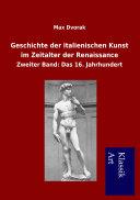 Geschichte Der Italienischen Kunst Im Zeitalter Der Renaissance
