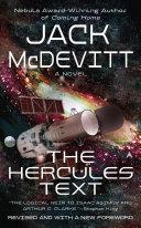 The Hercules Text by Jack McDevitt