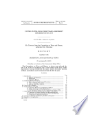 United States Chile Free Trade Agreement Implementation Act   report together with dissenting and additional views  to accompany H R  2738   including cost estimates of the Congressional Budget Office