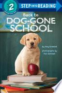 Back to Dog Gone School