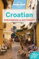 Croatian Phrasebook   Dictionary