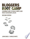 Bloggers Boot Camp}