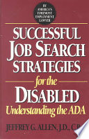 Successful Job Search Strategies for the Disabled