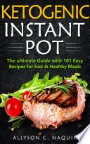 Ketogenic Electric Pressure Cooker Cookbook