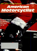 Book American Motorcyclist