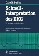 Schnell-Interpretation des EKG