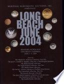349 Heritage Numismatic Auctions Inc  Long Beach Auction Catalog