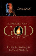 Experiencing God Day by Day Book