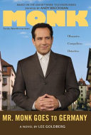 Mr. Monk Goes to Germany