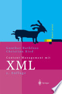 Content Management Mit Xml