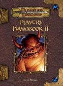 Player s Handbook II