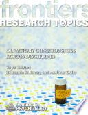 Olfactory Consciousness Across Disciplines book
