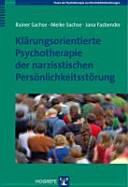 Kl  rungsorientierte Psychotherapie der narzisstischen Pers  nlichkeitsst  rung