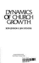 Dynamics Of Church Growth