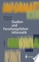 Studien- und Forschungsführer Informatik