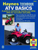 ATV Basics Manual