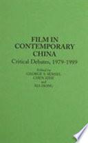 Film in Contemporary China