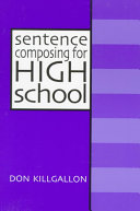 Sentence Composing for High School