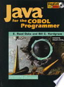 Java For The Cobol Programmer