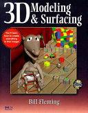 3D Modeling   Surfacing