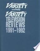 Variety TV REV 1991 92 17