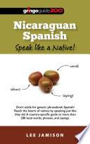 Nicaraguan Spanish  Speak like a Native