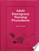 Adult Emergency Nursing Procedures