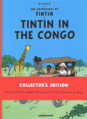 cover img of Tintin in the Congo