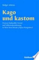 Kago und kastom